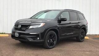 New 2021 Honda Pilot Black Edition AWD SUV Great Falls, MT