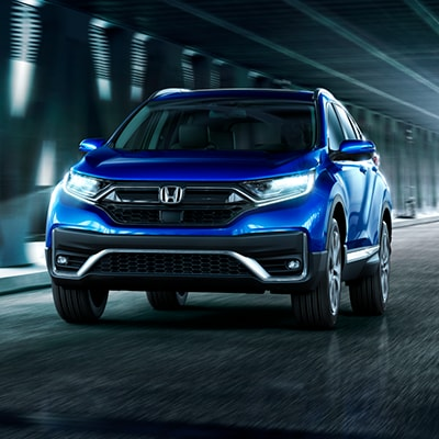 2020 Honda CR-V Rugged and Sophisticated