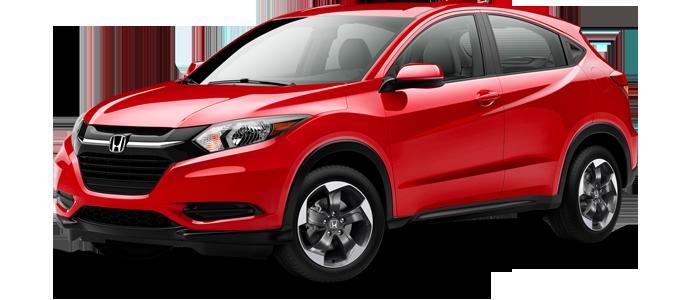 New  2018 Honda HR-V LX | CVT | 2WD at Honda of Great Falls