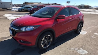 New 2018 Honda HR-V EX-L w/Navigation AWD SUV Great Falls, MT