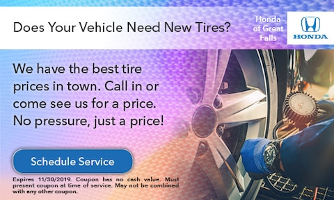 Does Your Vehicle Need New Tires?