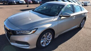 New 2018 Honda Accord LX Sedan Great Falls, MT