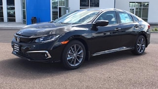 New 2020 Honda Civic EX-L Sedan For Sale in Great Falls, MT
