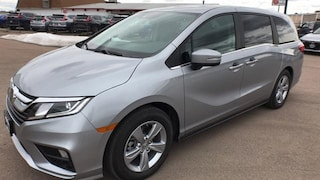 New 2019 Honda Odyssey EX-L Van Great Falls, MT