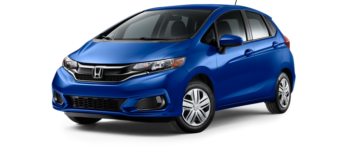 New 2018 Honda Fit LX at Honda of Great Falls