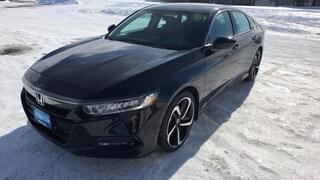 New 2018 Honda Accord Sport Sedan Great Falls, MT