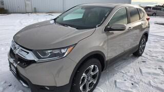 New 2019 Honda CR-V EX AWD SUV Great Falls, MT