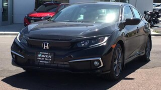 New 2020 Honda Civic EX-L Sedan Great Falls, MT