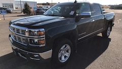 Used 2015 Chevrolet Silverado 1500 LTZ Truck Crew Cab Great Falls, MT