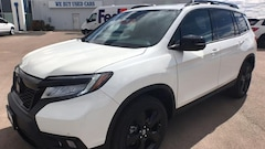 New 2019 Honda Passport Elite AWD SUV For Sale in Great Falls, MT