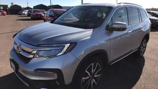 New 2019 Honda Pilot Touring 8-Passenger AWD SUV Great Falls, MT