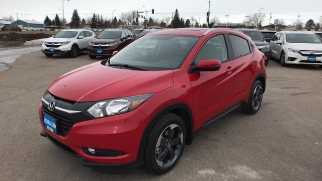 New 2018 Honda HR-V EX-L w/Navigation AWD SUV Great Falls