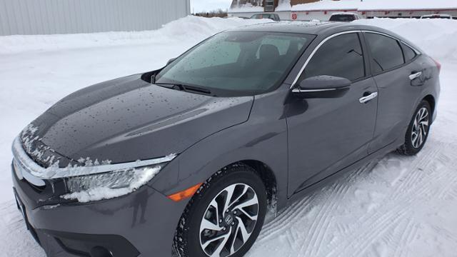 Used 2017 Honda Civic Touring Sedan Great Falls, MT