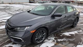 New 2019 Honda Civic EX Sedan For Sale in Great Falls, MT