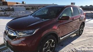 New 2019 Honda CR-V Touring AWD SUV Great Falls, MT