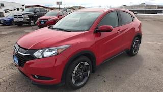 New 2018 Honda HR-V EX-L w/Navigation AWD SUV For Sale in Great Falls, MT