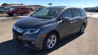 New 2018 Honda Odyssey EX-L Van Great Falls, MT