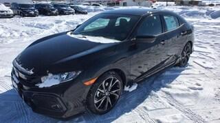 New 2019 Honda Civic Sport Hatchback Great Falls, MT