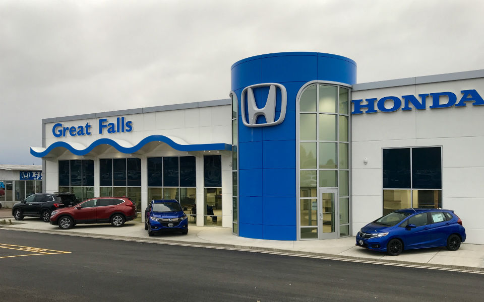 about honda of great falls new honda used car dealer in great falls mt. Black Bedroom Furniture Sets. Home Design Ideas