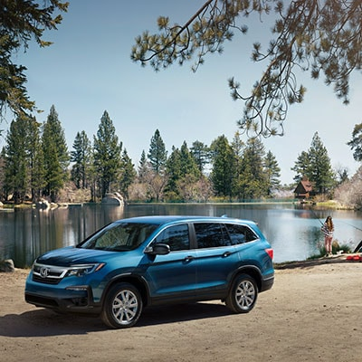 2017 Honda Pilot Luxury Accessories