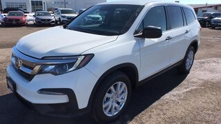 New 2019 Honda Pilot LX AWD SUV Great Falls, MT