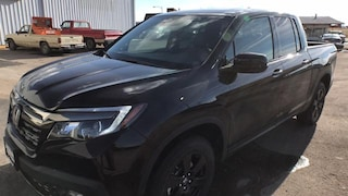 New 2019 Honda Ridgeline Black Edition AWD Truck Crew Cab Great Falls, MT