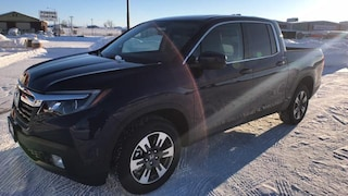 New 2019 Honda Ridgeline RTL AWD Truck Crew Cab Great Falls, MT