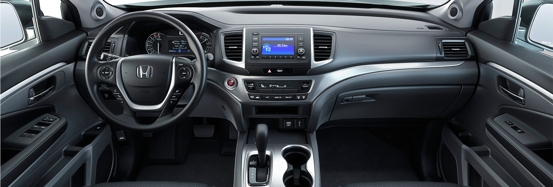 Honda Ridgeline Interior Features