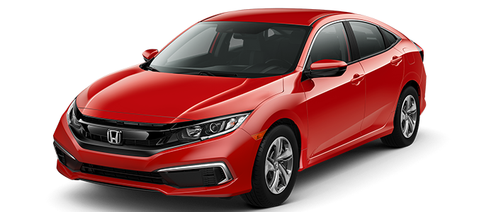New 2018 Honda Civic LX at Honda of Great Falls