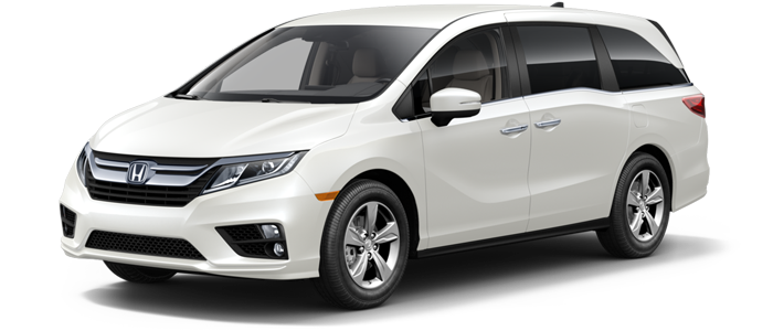 New 2018 Honda Odyssey EX-L at Honda of Great Falls
