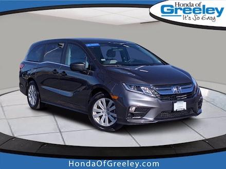 2020 Honda Odyssey LX Van