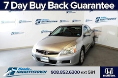 2007 Honda Accord 4dr I4 AT LX SE Car