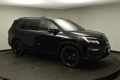 New 2022 Honda Pilot Black Edition SUV 22082 for Sale in Springfield IL at Honda of Illinois