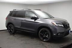 New 2021 Honda Passport Elite SUV 21367 for Sale near Decatur, IL, at Honda of Illinois