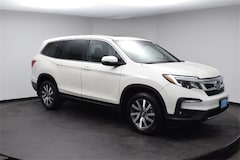 Used 2019 Honda Pilot EX-L AWD SUV 195401 for Sale in Springfield, IL, at Honda of Illinois