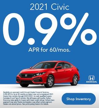 Jan - Civic APR