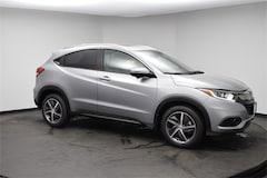 New 2021 Honda HR-V EX AWD SUV 21314 for Sale near Chatam, IL, at Honda of Illinois