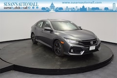 New 2019 Honda Civic EX Hatchback 19414 for Sale in Springfield, IL, at Honda of Illinois