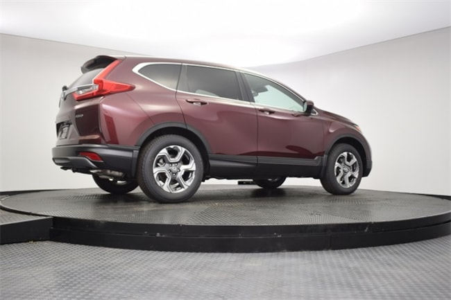 New 2019 Honda CR-V EX AWD SUV For Sale/Lease Springfield, IL