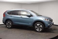 Used 2016 Honda CR-V Touring AWD SUV 16028T1 for Sale in Springfield, IL, at Honda of Illinois