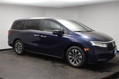 New 2022 Honda Odyssey EX-L Van 22009 for Sale near Jacksonville IL at Honda of Illinois