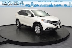 Used 2013 Honda CR-V EX AWD SUV 1348611 for Sale in Springfield, IL, at Honda of Illinois