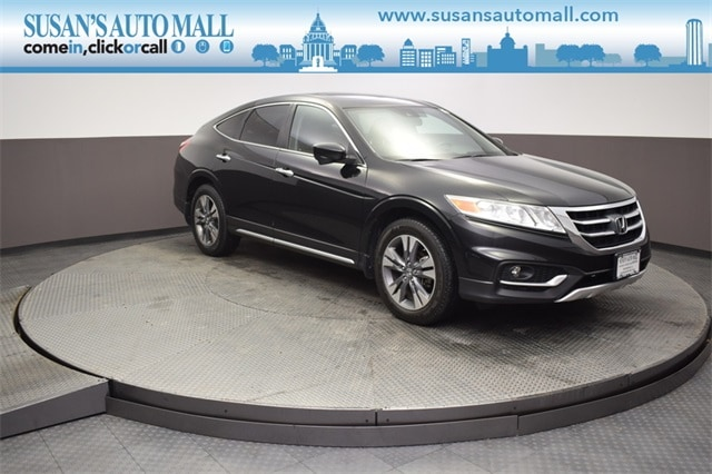 Used 2015 Honda Crosstour For Sale At Honda Of Illinois Vin