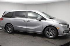 New 2022 Honda Odyssey EX Van 22010 for Sale near Jacksonville IL at Honda of Illinois