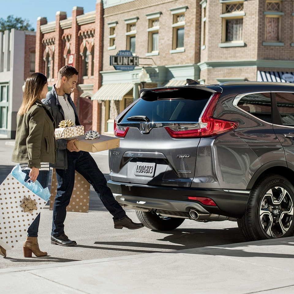 Compare The All-new 2018 Honda CR-V To