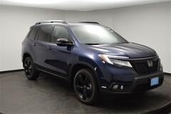 New 2021 Honda Passport Elite SUV 21406 for Sale near Decatur, IL, at Honda of Illinois