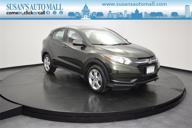 Used 2016 Honda HR-V LX AWD SUV For Sale Springfield, IL