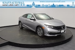 New 2019 Honda Civic LX Coupe 19271 for Sale in Springfield, IL, at Honda of Illinois