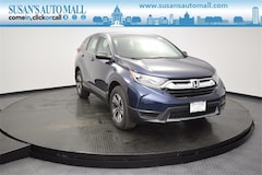New 2019 Honda CR-V LX AWD SUV for Sale in Springfield, IL, at Honda of Illinois