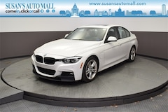 Used 2017 BMW 330e iPerformance Sedan 17157T1 for Sale in Springfield, IL, at Honda of Illinois